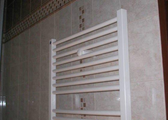 Rekonstrukce koupelny a bytu