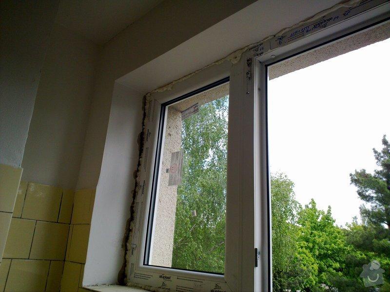 Výměna oken 120 ks. fotbalový stadion a tenisový klub: 10052010469
