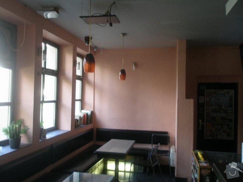 Nátěr fasády a malba v interiéru O2 bar -Karlovo náměstí: P9230022