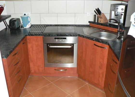 Elektroinstalace po novou kuchyň