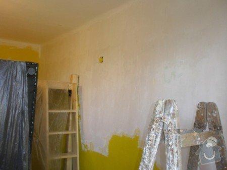 Stěrkování a nová malba: P9260206