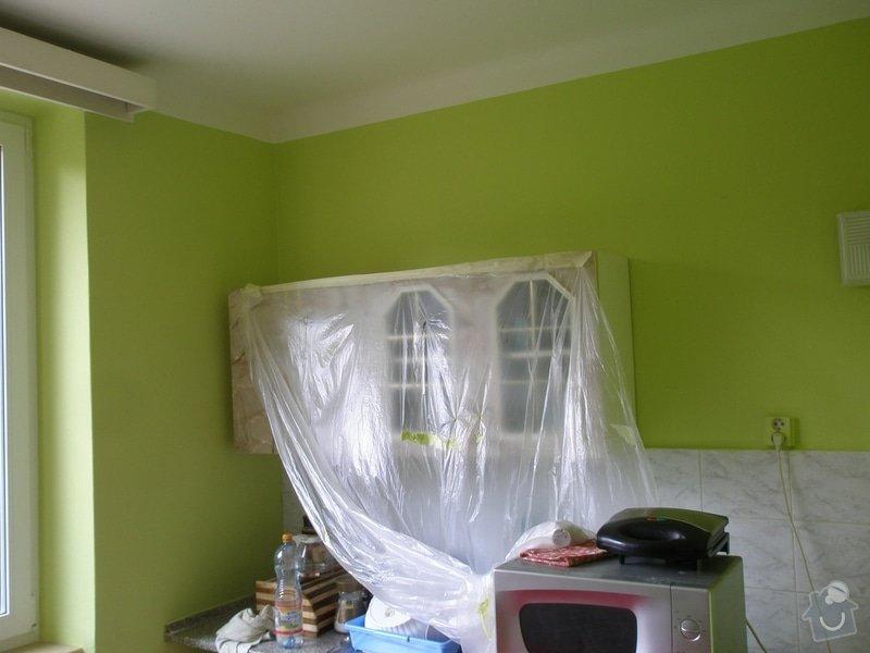 Stěrkování a nová malba: P6300432