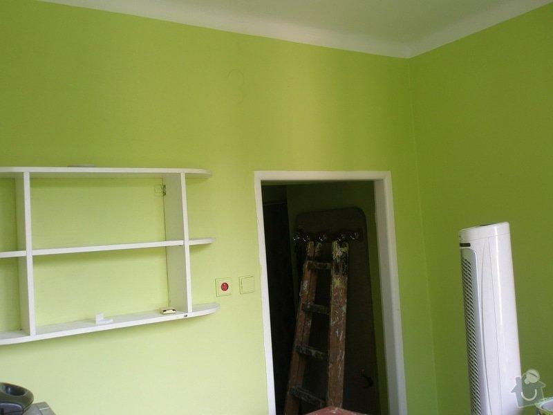 Stěrkování a nová malba: P6300433