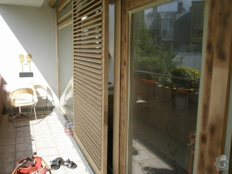 Obnova lazury na francouzských oknech: P6080364