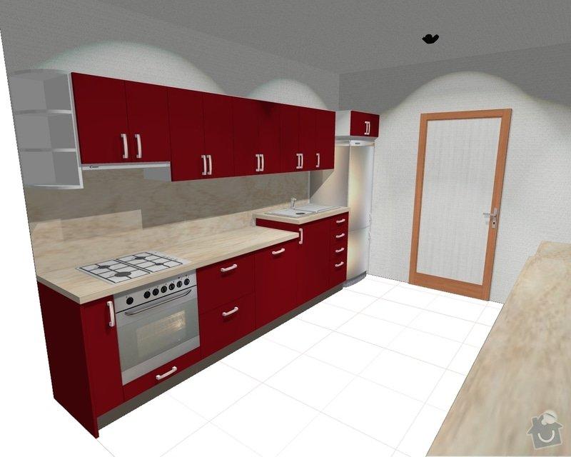 Kuchyňská linka: K2