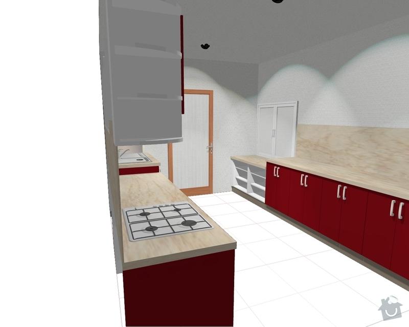 Kuchyňská linka: K3