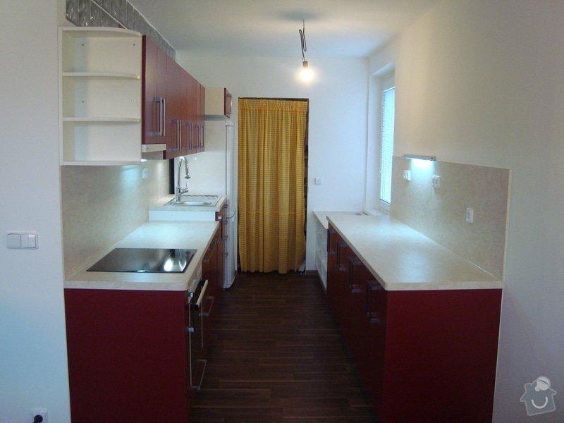 Kuchyňská linka: DSC09045