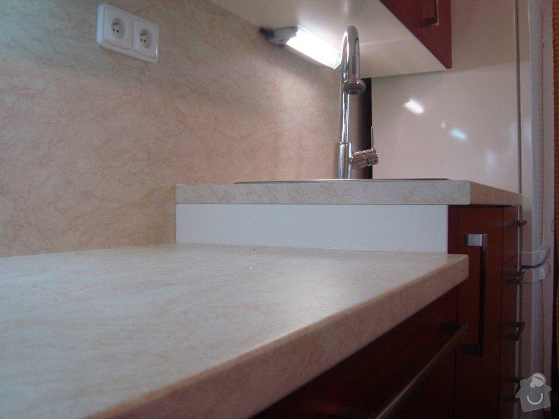 Kuchyňská linka: DSC09049