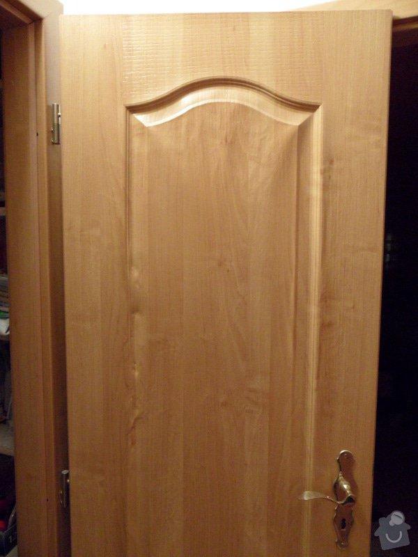 Nalepení nových tapet na dveře: SAM_1121