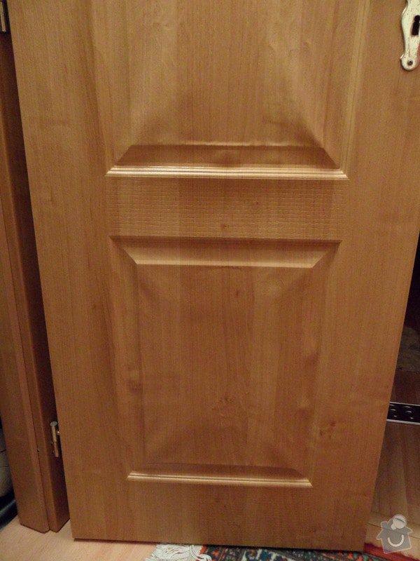Nalepení nových tapet na dveře: SAM_1122
