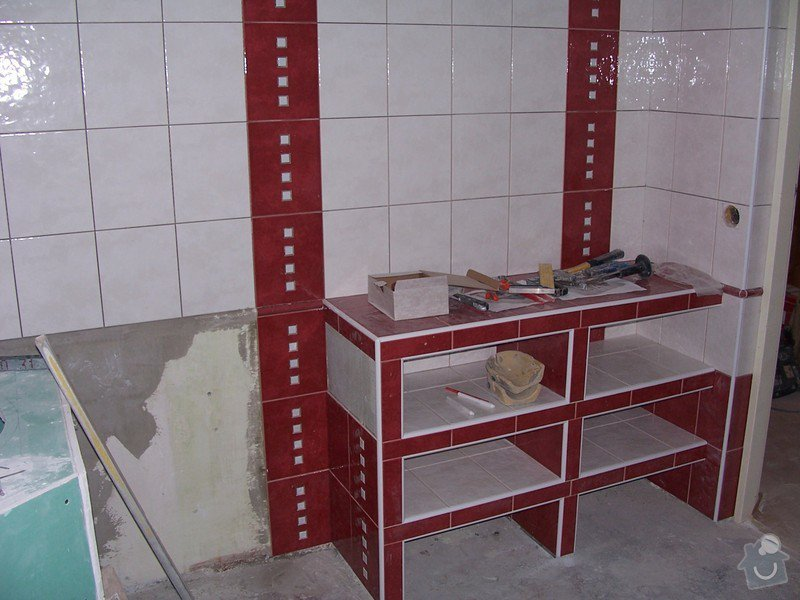 Obklad koupelny: 100_0880