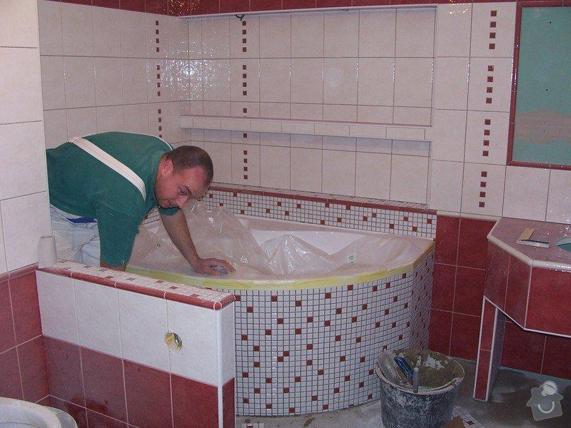 Obklad koupelny: 100_0903