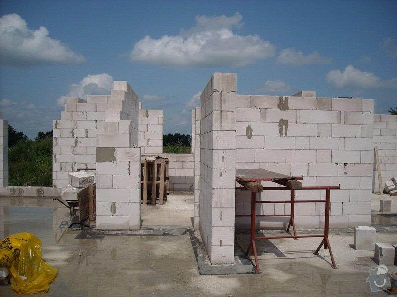 Dokončení základové desky RD a realizace hrubé stavby RD: sn_mek_004