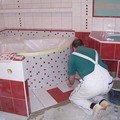 Obklad koupelny 100 0908