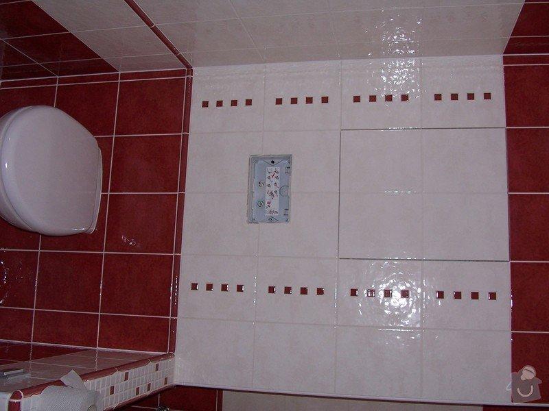 Obklad koupelny: 100_0923
