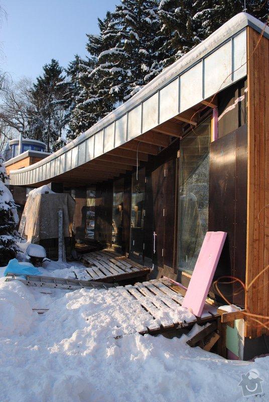 Hrubá stavba RD, dřevostavba: DSC_0068