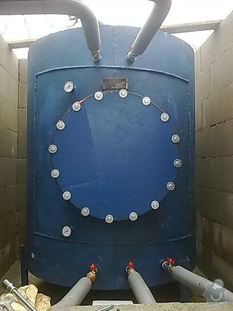 Akumulační nádrž: AKU2