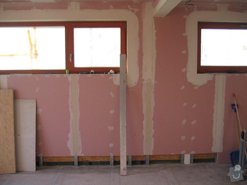 Sádrokartony, podlahy, izolace, zednické práce: IMG_3741
