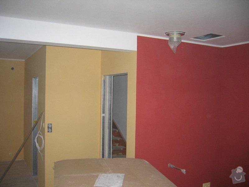 Sádrokartony, podlahy, izolace, zednické práce: IMG_3809