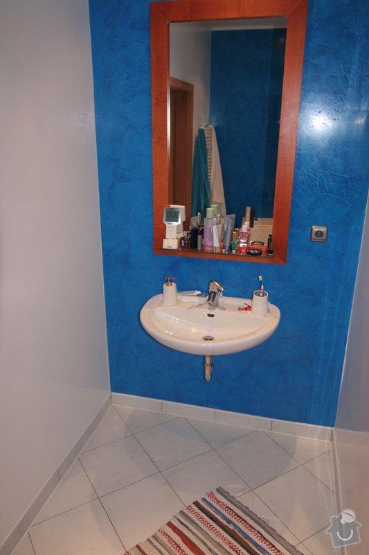 Koupelnový stolek na míru: umyvadlo-bez-stolku