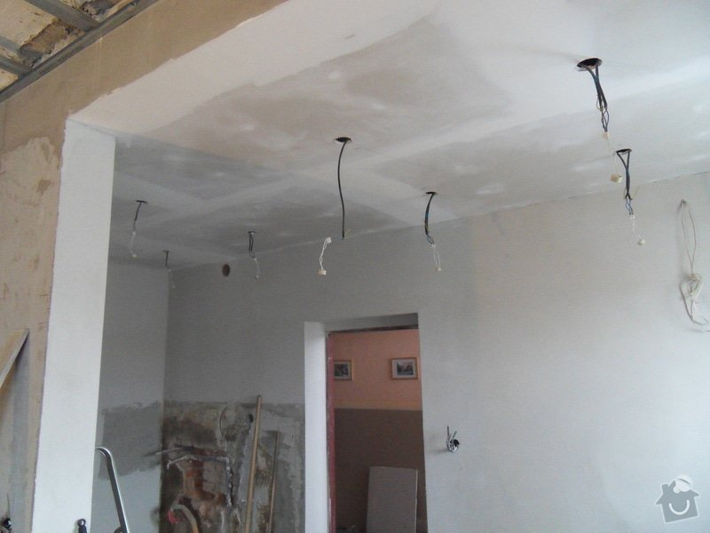 Rekonstrukce části domu: SDC11448