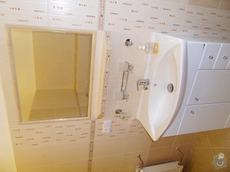 Rekonstrukce části domu: SDC11510