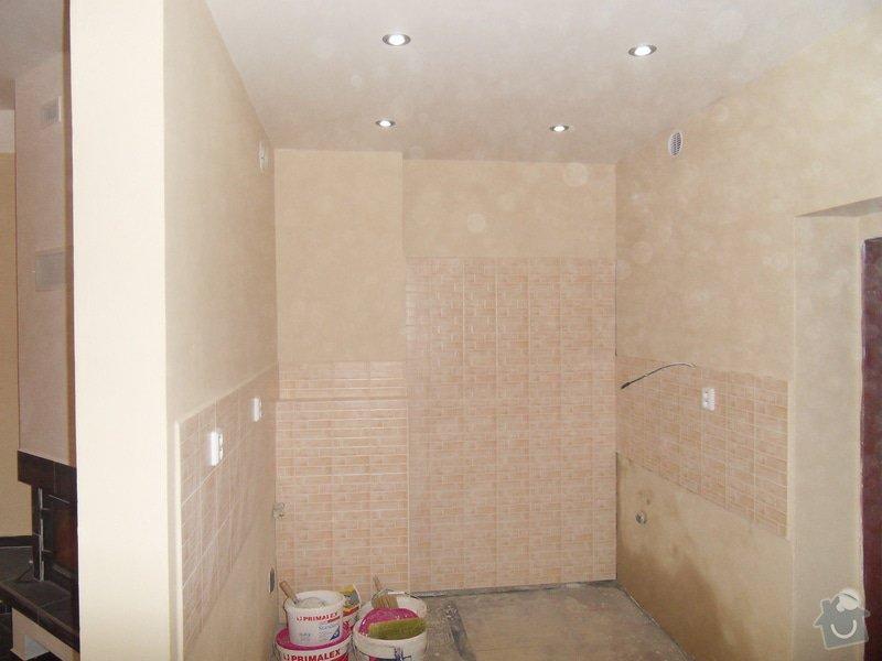 Rekonstrukce části domu: SDC11513