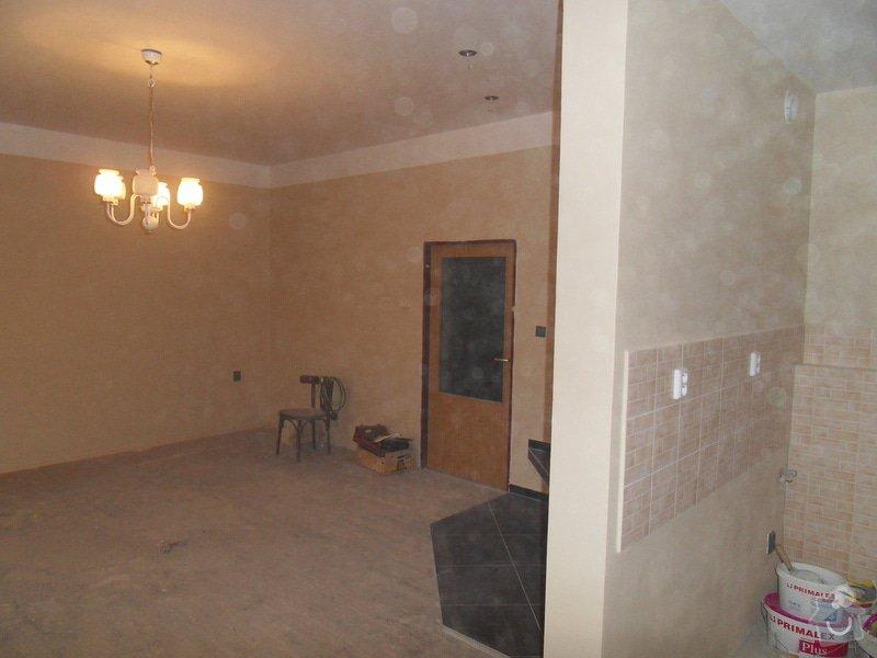 Rekonstrukce části domu: SDC11516