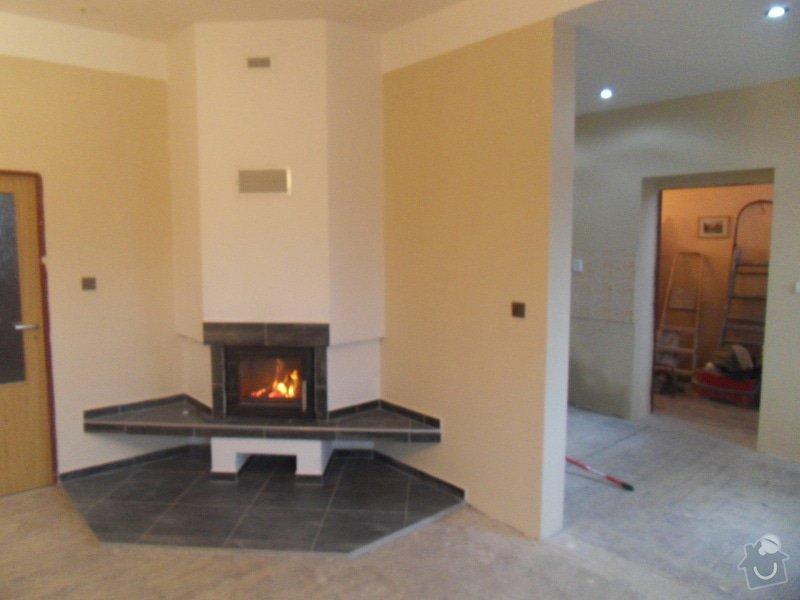 Rekonstrukce části domu: SDC11522
