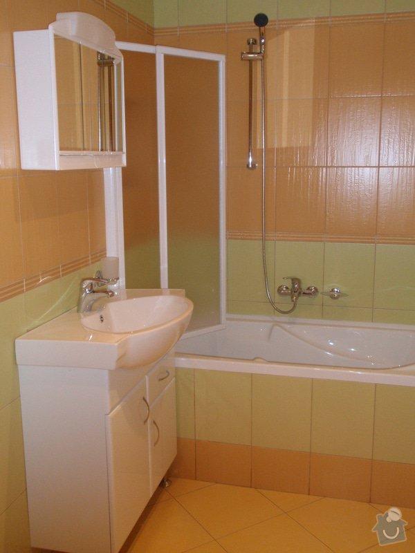 Rekonstrukce koupelny : P1211094