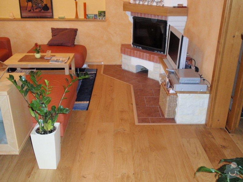 Pokládka dřevěné podlahy: truhlarna_akce_069