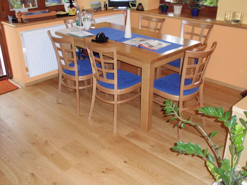 Pokládka dřevěné podlahy: truhlarna_akce_070