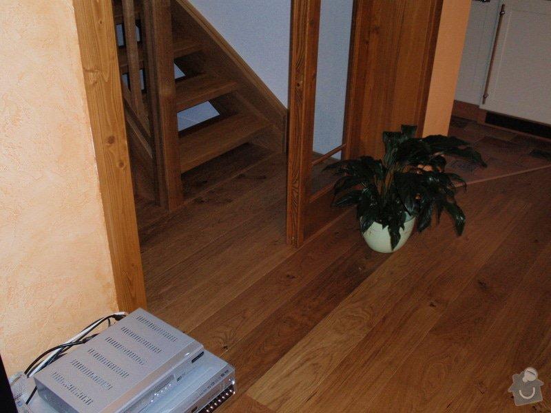 Pokládka dřevěné podlahy: truhlarna_akce_071