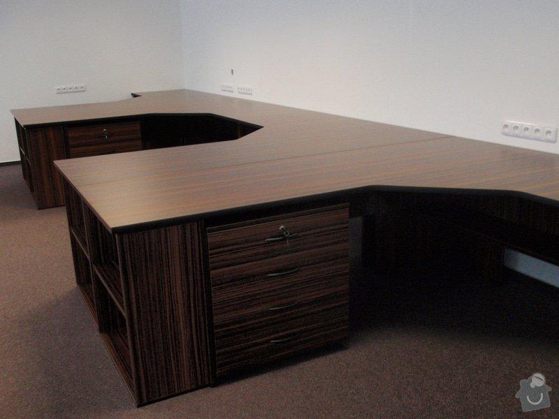 Výroba nábytku do kanceláře,pokládka koberců,výroba kuchyně,skříně na šanony,malování,štukování: truhlarna_akce_045