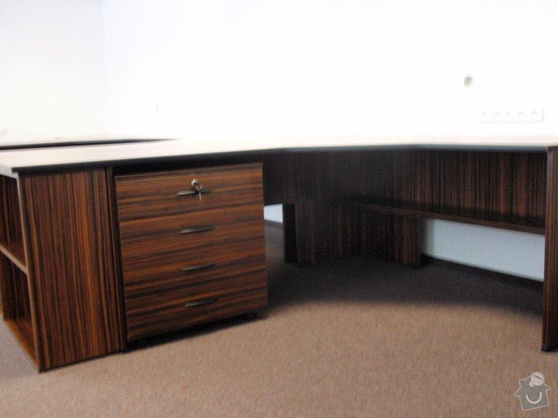 Výroba nábytku do kanceláře,pokládka koberců,výroba kuchyně,skříně na šanony,malování,štukování: truhlarna_akce_044