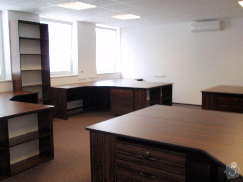Výroba nábytku do kanceláře,pokládka koberců,výroba kuchyně,skříně na šanony,malování,štukování: truhlarna_akce_041