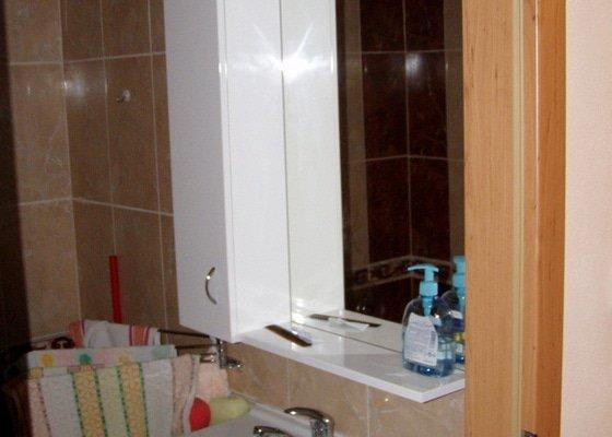 Rekonstrukce koupelny (bytové jádro)