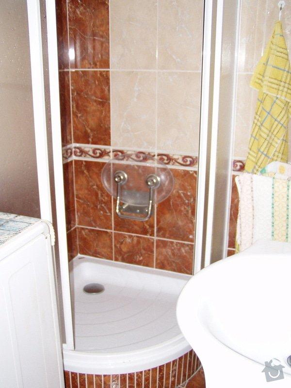 Rekonstrukce koupelny (bytové jádro): P9150020