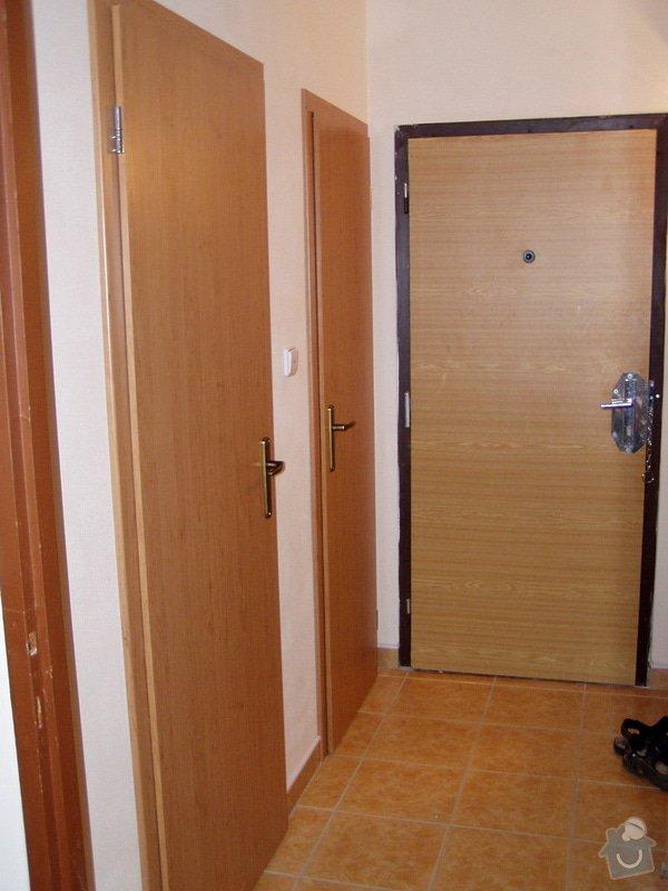 Rekonstrukce koupelny (bytové jádro): P9150023