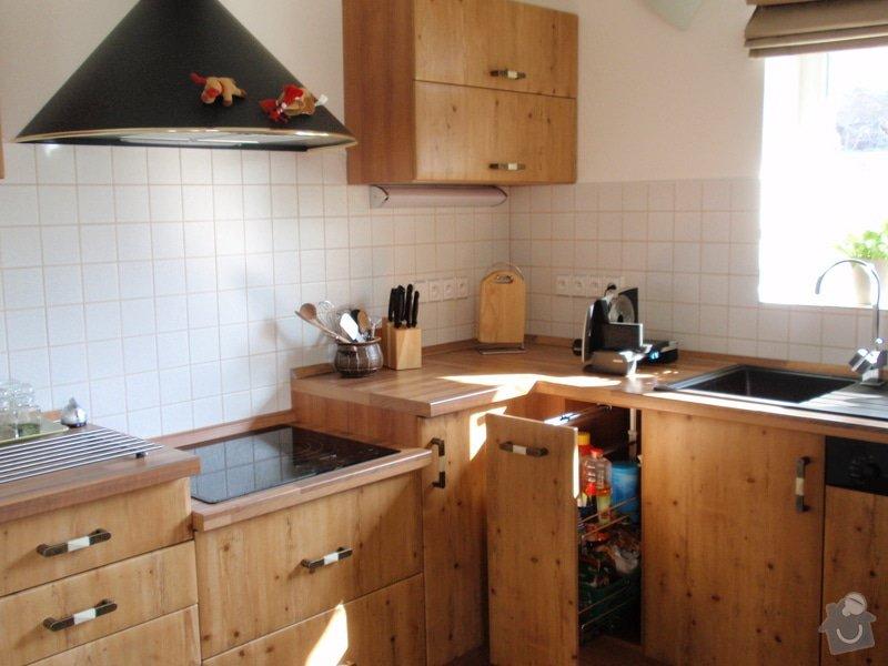 Výroba + montáž kuchyňské linky: truhlarna_duben2009_028