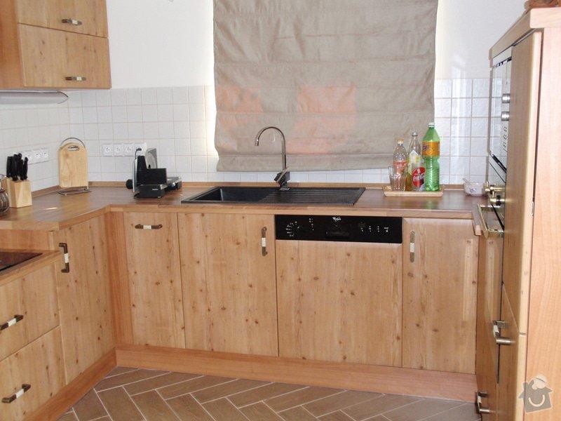 Výroba + montáž kuchyňské linky: truhlarna_duben2009_032