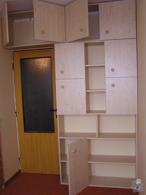 Výroba nábytkových stěn: P1010038