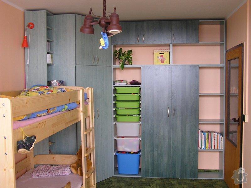Výroba nábytkových stěn: P1010225