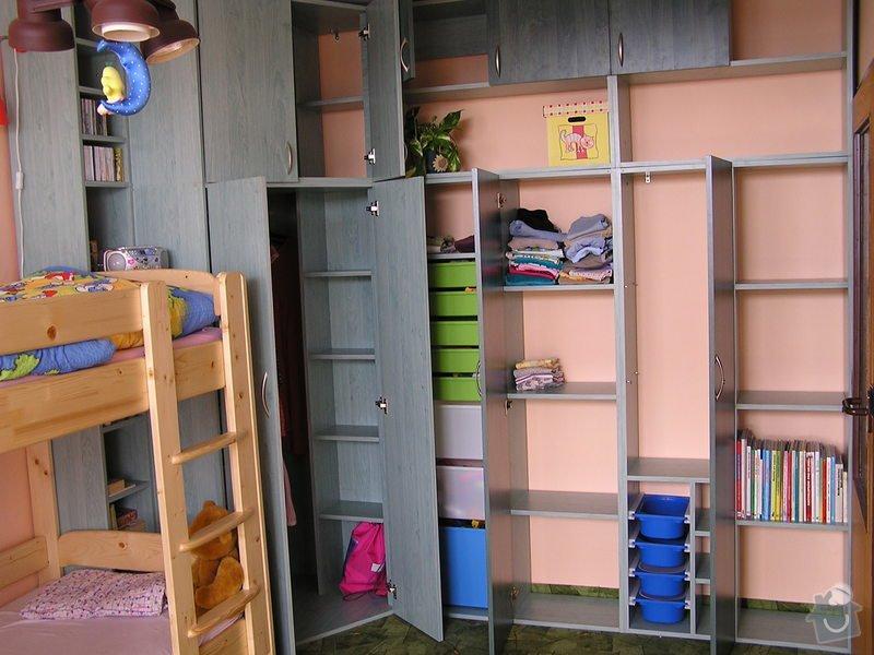 Výroba nábytkových stěn: P1010229