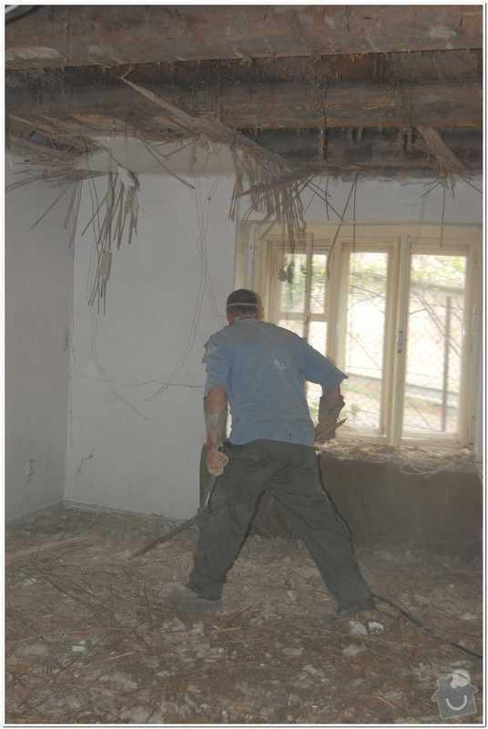 Rekonstrukce rodinného domku: DSC_0237