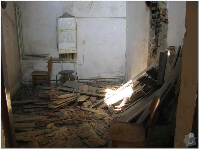 Rekonstrukce rodinného domku: IMG_0845