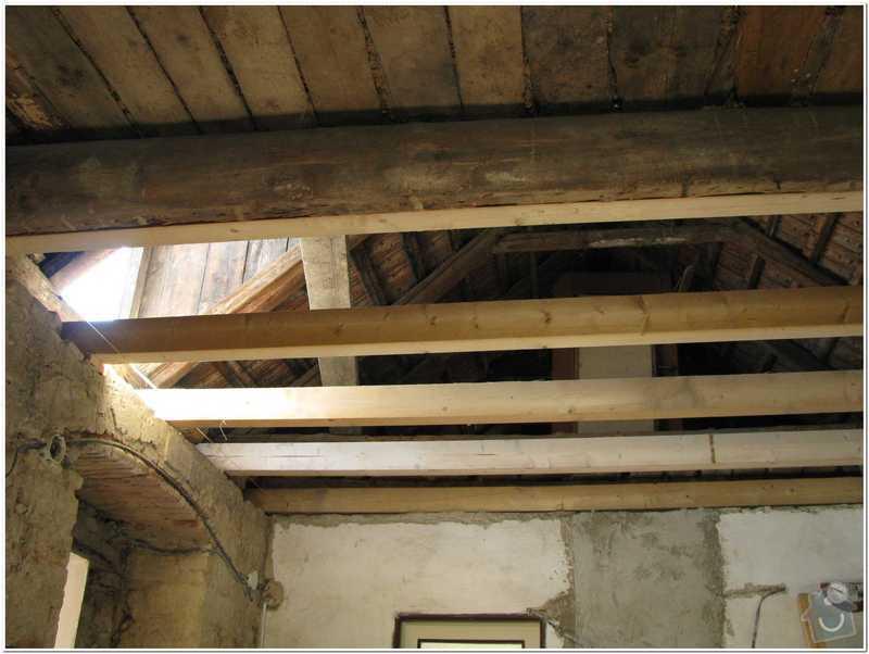 Rekonstrukce rodinného domku: IMG_0893