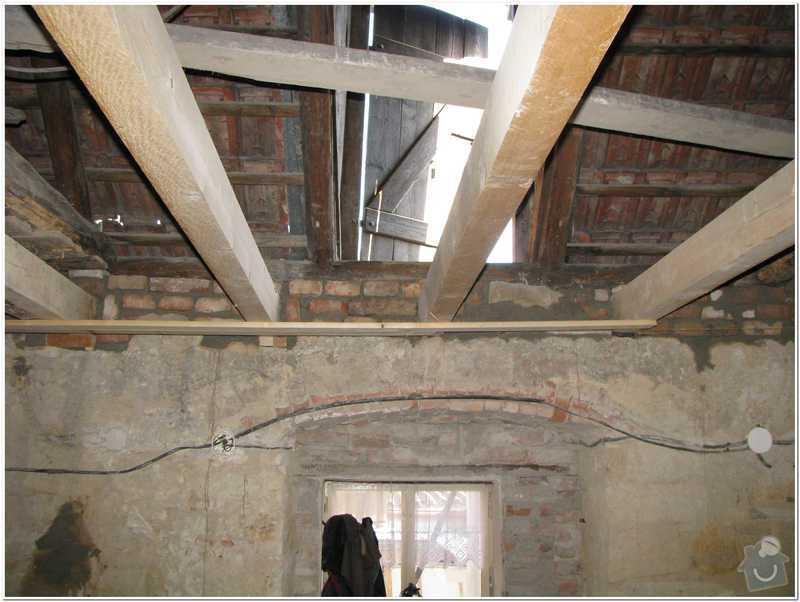 Rekonstrukce rodinného domku: IMG_0901
