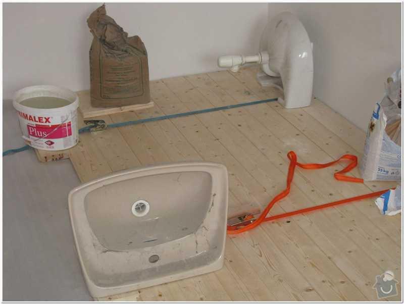 Rekonstrukce rodinného domku: IMG_1302