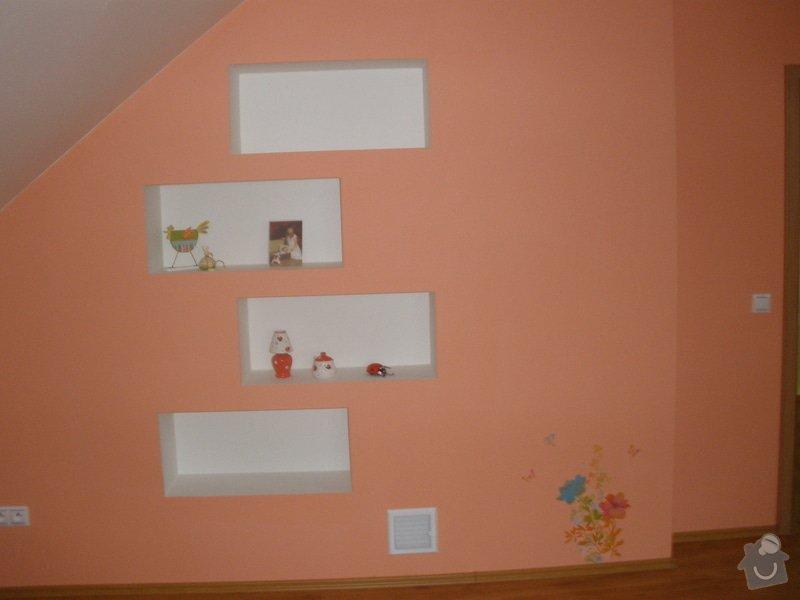 Montáž sádrokartonu a podlah OSB: P6030486